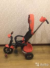 Детский <b>велосипед трехколёсный Moby Kids</b> купить в Москве на ...