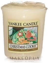 Отзывы о <b>Ароматическая свеча</b> - Yankee Candle <b>Christmas Cookie</b>