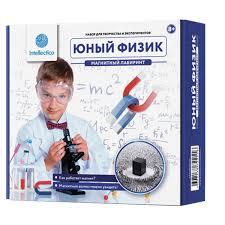 """<b>Набор для экспериментов</b> """"Юный физик. Магнитный лабиринт ..."""
