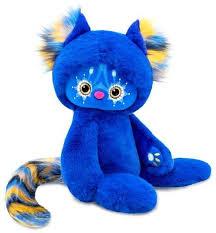Купить <b>Мягкая игрушка Budi Basa</b> Тоши (LR30-07) темно-синий ...