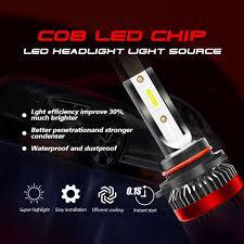 QUANBU 2Pair Txvso8 <b>G2R</b> Super Bright Car Headlights Led Turbo ...