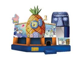 SpongeBob <b>5-In-1</b> Combo - Fairfield Inflatables