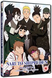<b>Naruto</b> Shippuden – Box <b>Set</b> 38 Review – <b>Anime</b> UK News