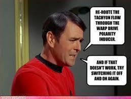 Star Trek Mr Scott Quotes. QuotesGram via Relatably.com