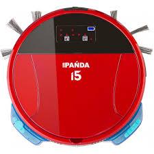 <b>Робот</b>-<b>пылесос Panda i5</b> красный купить в интернет-магазине ...