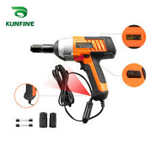 "DC12V <b>Electric Impact Wrench</b> 380 N.M 1/2"" Drive Power With ..."