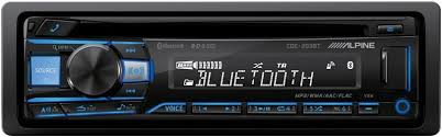<b>Автомагнитола Alpine CDE-203BT</b>: купить за 8526 руб - цена ...