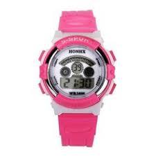 HONHX <b>New Fashion</b> Men's <b>Digital</b> Watches LED <b>Digital</b> Round ...