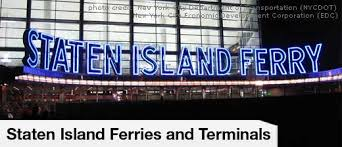 Image result for Staten Island Ferry at St. George