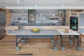 Kitchen Open Shelves The Benefits Of Open Shelving In The Kitchen Hgtvs Decorating