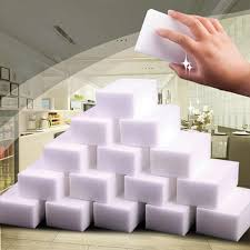 100*60*20mm <b>White</b> Grey Cleaning Sponge for Dish Washing ...