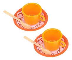 Купить набор посуды игрушечный <b>Росигрушка</b> Чайная пара ...