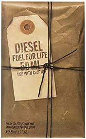 Diesel Fuel for Life Pour Homme Men Eau-de-toilette ... - Amazon.com