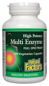 <b>Multi Enzyme</b>-Full Spectrum <b>High Potency</b> - NutriChem