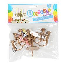 <b>Набор свечей</b> для торта <b>Koopman</b> Int на подставке <b>Koopman</b> ...
