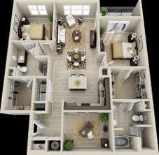 "Three "" "" Bedroom Apartment House Plans   Bedrooms  Bedroom     Three "" "" Bedroom Apartment House Plans   Bedrooms  Bedroom Apartment and d"