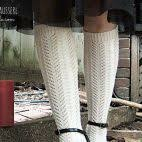 Strausserl Alpine sock knitting pattern by Julia Riede | Socks and ...