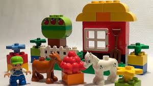 <b>Конструктор</b> Лего <b>ферма</b>. <b>Lego Duplo farm</b> animals - YouTube