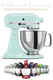 kitchen july giveaway kitchenaid stand mixer giveaway ends