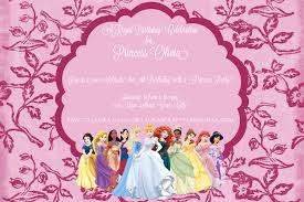 disney princess party invitations templates com disney princess party invitations haskovo
