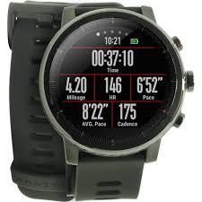 Умные часы <b>XIAOMI Amazfit Stratos</b> A1619 <b>Черный</b> — купить ...