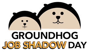 is cte month and groundhog job shadowing kick off cte month logo 2017 fullcolor tp groundhog logo 1 02 2