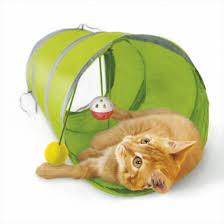 """Игрушка для котов """"<b>Игровой тоннель</b>"""", 30x50 см, ЛК: 6100061 ..."""