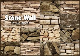 <b>Stone Wall</b> Free Brushes - (548 Free Downloads)