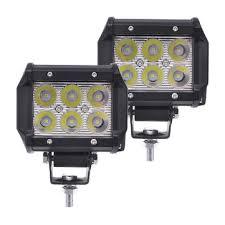 4inch <b>18w</b> led work light bar spot beam driving lamp 12v 1500lm ...
