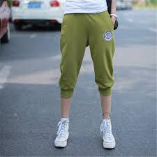 YRRETY <b>Summer</b> Women Casual <b>Harem</b> Cotton Pants Female ...