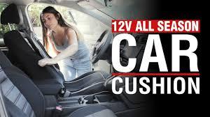 12V All Season <b>Car Cushion</b> - <b>Heating</b> & Cooling <b>Seat Cushion</b> by ...