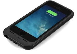 <b>Чехол</b>-батарея <b>Mophie</b> Juice Pack Plus для iPhone 5s, iPhone 5 ...