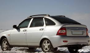 Багажник на <b>крышу</b> Лада Приора седан и хэтчбек, установка ...