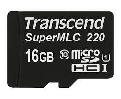 <b>Карта памяти 16GB</b> microSDHC/TransFlash Class 10 Industrial ...