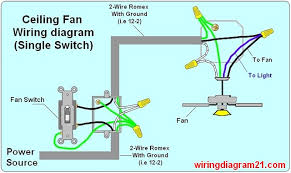 ceiling fan wiring diagram light switch house electrical wiring ceiling fan wiring diagram single switch how to wire a ceiling fan light
