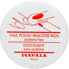 Mavala Nail Polish Remover Pads <b>Салфетки для снятия лака</b> цена ...