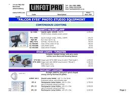 F.<b>Eyes</b> Catalog July09 - Linfot Pro Photographic Studio Equipment ...