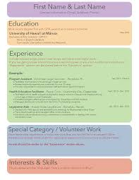 update your academic resume   pre lawlaw school resume sections