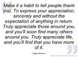 Appreciate Others Quotes. QuotesGram via Relatably.com