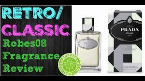 <b>Infusion</b> de <b>Vetiver</b> by <b>Prada</b> Fragrance Review (2010) | Retro Series