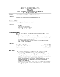 examples of resumes good resume bad example choose 14 great 87 terrific example of a great resume examples resumes