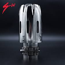 China SS304 <b>LED Light Exhaust</b> Tips/Exhaust Tail Pipe/Exhaust ...