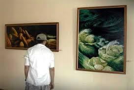 Sobresale Artista de la Plástica guaimareño por sus pinturas
