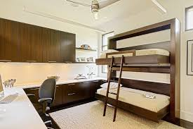 custom built bunk beds for the home office design caden design group bed office