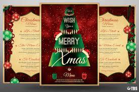 christmas menu template v 7 tds psd flyer templates christmas eve menu psd template psd 7