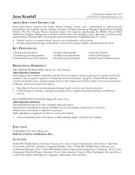 cover letter template for clinical instructor resume sample gallery of fitness instructor resume sample