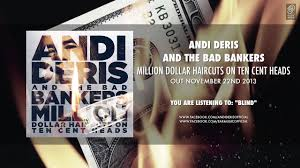 """<b>Andi Deris</b> And The Bad Bankers """"Blind"""" taken from """"<b>Million</b> Dollar ..."""