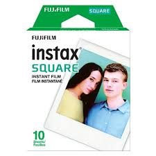 <b>Fujifilm</b> 16583652 Instax <b>Square Film</b> 10 Exposures | Walmart Canada