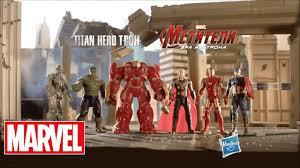 Marvel Russia - '<b>Интерактивные фигурки</b> Мстителей' TV Spot ...