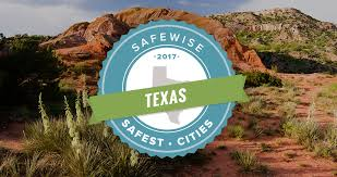 The 50 Safest Cities in Texas—2017 | SafeWise